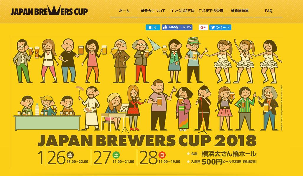 ジャパンブルワーズカップ2018